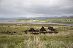 Peat Cutting (Ged Slaughter Photography) Tags: peat peatcutting skye isleofskye scotland gedslaughter landscape