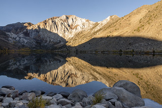West side of Convict Lake