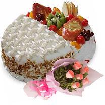 Online cake delivery services in Delhi (CakenGifts) Tags: online cake delivery services