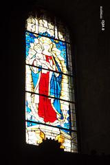 Catedral Ávlia 33 (e_velo (εωγ)) Tags: 2017 españa ávila primavera spring e620 olympus travels viajes viatges castilla ancientarchitecture holybuildings catedrals catedrales cathedrals gothic gótico gòtic stainedglass vidrieras vitralls