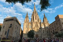 Catedral de la Santa Creu i Santa Eulàlia (frederic.baiges) Tags: barcelona fbt catedral esglésies catalunya city