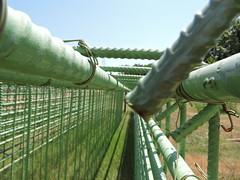 Pier cap steel (Andrew Penney Photography) Tags: random construction projects work cottonwoodcreek bridge