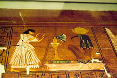 Fan (Stray Toaster) Tags: cambridge fitzwilliam museum egyptian book dead papyrus ramose