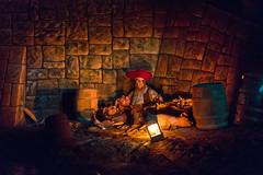 Pirates of the Caribbean (Justlai87) Tags: disneylandresort disneylandcalifornia disneylandanaheim disneyland california piratesofthecaribbean neworleanssquare pirates darkride