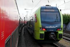 P1270617 (Lumixfan68) Tags: stadler flirt 3 nordbahn nahsh endlich freitag et baureihe 430 privatbahn zugziele