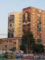 Cool Building Art (Darren...) Tags:
