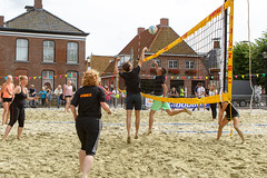2017-07-15 Beach volleybal marktplein-53