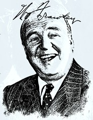 William Frawley (Bob Smerecki) Tags: smackman snapnpiks robert bob smerecki sports art digital artwork paintings illustrations graphics oils pastels pencil sketchings drawings virtual painter 6 watercolors smart photo editor colorization akvis sketch drawing concept designs gmx photopainter 28 draw hollywood walk fame high contrast images movie stars signatures autographs portraits people celebrities vintage today metamorphasis 002 abstract melting canvas baseball cards picture collage jixipix fauvism infrared photography colors