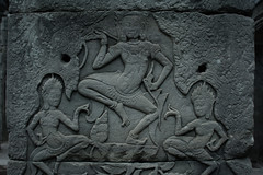 (AAcerbo) Tags: angkorthom cambodia sculpture relief