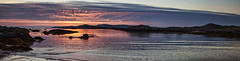 Centre of the World (cotswoldman) Tags: fidden isleofmull mull seascape seaside sunset sun reflection scotland scottishhighlands scottish highlands highlandsandislands lochsandglens gloucestercameraclub silhouette water calm