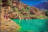 Route to the Magical Kingdom (hammadjaved) Tags: hammadjaved balochistan walitangi grandcanyons pakistan quetta travel maddy hiking water lake