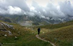 Campo Pericoli, after the storm (EmozionInUnClick - l'Avventuriero's photos) Tags: campopericoli gransasso escursionista montagna sentiero