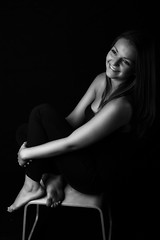 Doris 3 (Bernedti) Tags: canon 5dsr canon5dsr woman girl teen sigma sigmaart portrait studio photography beaty beautiful