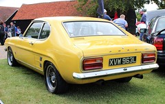 XVW 963L (2) (Nivek.Old.Gold) Tags: 1973 ford capri 1600 xl 5700cc mk1