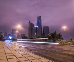 King abdullah city (alzarif-Abo Ali) Tags: night nikond7100 nikon street lovestreetphotography flickr saudiarabia exposure aroundtheworld skyscraper cityscape