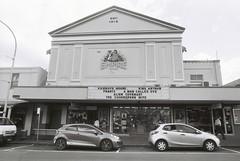 Empire Cinema (Fomapan) (goodfella2459) Tags: nikon f4 fomapan profilineclassic 100 35mm blackandwhite film analog empire cinema bowral southern highlands new south wales building bwfp milf