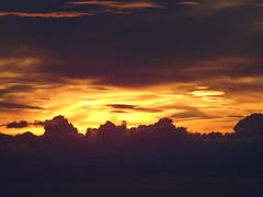 Sunset 9 (Saf37y) Tags: sunset seashore sea coast clouds costal sky scotland seaside aberdeenshire gardenstown gamriebay gamrie