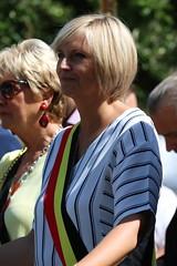 IMG_0182 (Patrick Williot) Tags: waterloo fetes communal parc juillet discours drapeau
