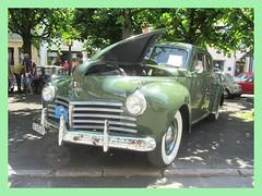 Chrysler Windsor, 1941 (v8dub) Tags: chrysler windsor 1941 schweiz suisse switzerland american pkw voiture car wagen worldcars auto automobile automotive old oldtimer oldcar klassik classic collector