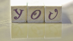 YOU (C. VanHook (vanhookc)) Tags: you stampers stamp alphabet letters
