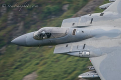 US Air Force F-15C 84-027 'NAIL' (Tom Dean.) Tags: cadair eagle 493rd wales fightersquadron lakenheath machloop roundabout usaf f15 lowlevel grimreapers lowfly