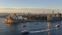 Opera House and Ferries