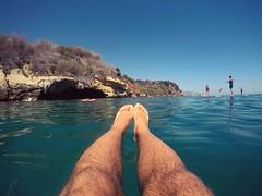 Burriana, Nerja @goproes (jesusvilla3) Tags: gopro footage camera beach playa nerj nerja malaga pole kayak boat spain costa roca ola surf adventure