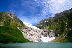 Bøyabreen, Norway (Jim Skovrider) Tags: 1116f28lens atx116prodx adobephotoshoplightroom bøyabreen d800 fullframe nature nikon nikond800 nikonfx nikonfxshowcase norge norway tokina ultrawide glacier