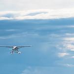 Into the sunset -- Beaver floatplane heading out 2017 thumbnail