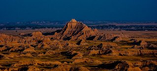 Smoke in the Badlands