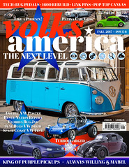 VolksAmerica Issue 06 Cover (Eric Arnold Photography) Tags: vw volkswagen bus split splitty safari window volksamerica magazine cover feature photoshoot utah saltlakecity ut canon 80d
