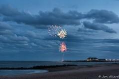 Fireworks (jonallard) Tags: clacton pier fireworks