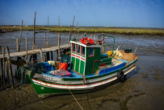 Fisherman's Haven (MrBlueSky*) Tags: fishing boat water travel outdoor portugal alentejo carrasqueira colour canon canoneos canonm6
