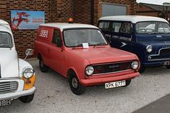 XPK677T Brooklands 240617 (Dan86401) Tags: xpk677t bedfordha110van hae 1978 van car vehicle vintage classic 1256cc 13litre bea britisheuropeanairways brooklandsmuseum