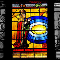 La Madeleine, Troyes. La Création (2/4) (pom'.) Tags: canoneos400ddigital july 2017 troyes aube 10 champagne grandest art vitrail religion church stainedglass églisedelamadeleinedetroyes églisedelamadeleine lamadeleinedetroyes saintemadeleine 16thcentury 1506 verrièredelacréation nicolascordonnier france europeanunion verrièredelalagenèse dieu god 100 150 5000 200