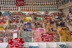 rock shop (pamelaadam) Tags: engerlandshire food seasiderock filey august summer 2016 holiday2016 digital fotolog thebiggestgroup