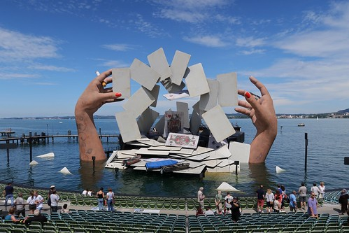 Bregenz - Carmen on the Lake Stage