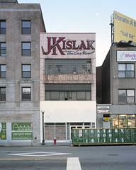 J. Kislak, The Live Wire (devb.) Tags: 4x5 largeformat portra160 chamonix045n2 90mm jkislak journalsquare jerseycity nj