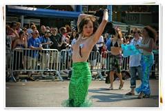 """Carmen-the-Mermaid..."" :) (Alexxir) Tags: mermaid day parade people public carmen spanish latin pasties topless greenskirt passionate brooklyn newyork photography streetphotography alexxir"