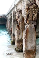 Pillars *Explore* (Rdoke) Tags: grandcase pier saintmartin caribbean fwi explore