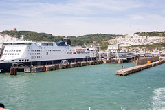 Port of Dover, United Kingdom (Quench Your Eyes) Tags: cycleroute1 dfds dover europe nationalcyclenetwork portofdover uk unitedkingdom westerneurope bikepacking biketour biketouring coastline ferry travel waterfront