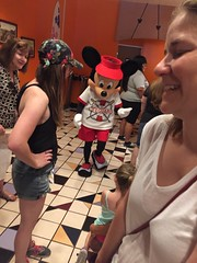 """Mickey Mouse at Disneyland • <a style=""""font-size:0.8em;"""" href=""""http://www.flickr.com/photos/109120354@N07/35175506523/"""" target=""""_blank"""">View on Flickr</a>"""