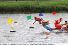 2017-05-28 1737 Taipei Dragon Boat Festival 2017 - Dajia Riverside Park (Badger 23 / jezevec) Tags: dragon dragonboat festival taiwan history culture travel tourism duanwufestival zhongxiaofestival 忠孝節 龍船節 龍舟節 端午节 端午節 龍舟 龙舟 龍船 龙船 taipei ֵ台北 臺北市 taipeh taןpeh ταϊπέι 타이페이 тайбэй 台北市 ტაიბეი تايبيه taibei đàibắc taipé tchajpej rowing sports boat barco шлюпка 배 ボート barca βάρκα bateau 小船 člun veneillä csónak łódź boating vessel photo picture image watersports watercraft asia tradition