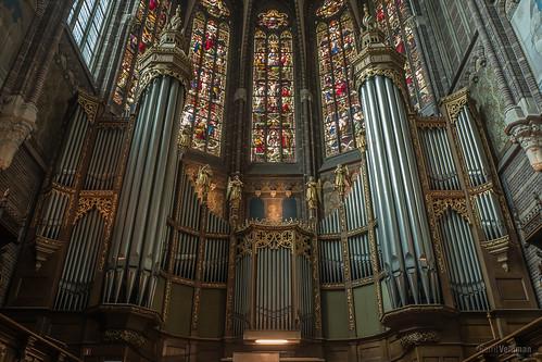 Adema-orgel, Dominicanenkerk Zwolle