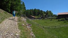 Krabes Alm / Le Malghette (aniko e) Tags: italy krabesalm anterivo lemalghette malghette outdoors hiking alm altoadige mountains altrei italien südtirol