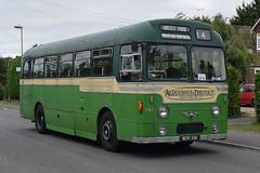 MOR581 543 Aldershot&District AEC Reliance (graham19492000) Tags: altonbusrally mor581 543 aldershotdistrict aecreliance