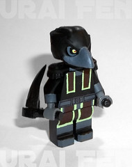 Urai Fen (OB1 KnoB) Tags: lego star wars minifigure custom urai fen empire war forces corruption empireatwar forcesofcorruption talortai tyber zann