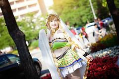 LOVE LIVE! IDOL GROUP -ANIME MIDWEST 2017 (thefotofox1) Tags: love live idolgirls anime videogames cosplay photography nozomi maki nico kotori eli