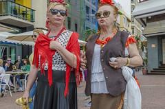 LAS PALMAS DE GRAN CANARIA Street. Manos que hablan-1 (Pedro Ruiz L) Tags: callejera canarias vic zaragoza calle tradiciones sevillanas mercado urbana streetphotography