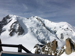 Alps Trip 1131m (mary2678) Tags: aiguille du midi chamonix europe honeymoon mont blanc mountain mountains sky cloud clouds snow rick steves myway way alpine tour french alps